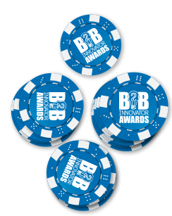 Blue B2B Innovator Awards Chips
