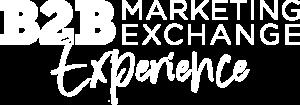 B2B Marketing Exchange Online Experience