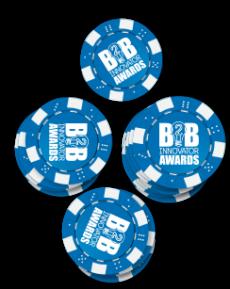 Blue B2B Innovator Awards Chips